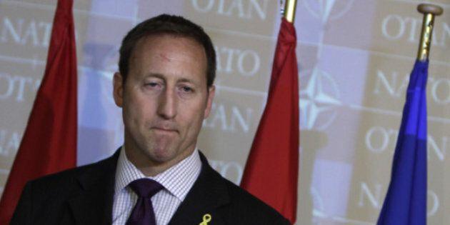 Harper Defends MacKay's Challenger Jet
