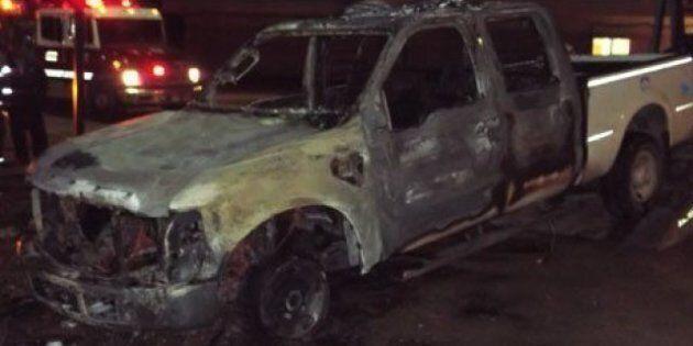 Saskatchewan Mob Attacked Two Mounties, According To