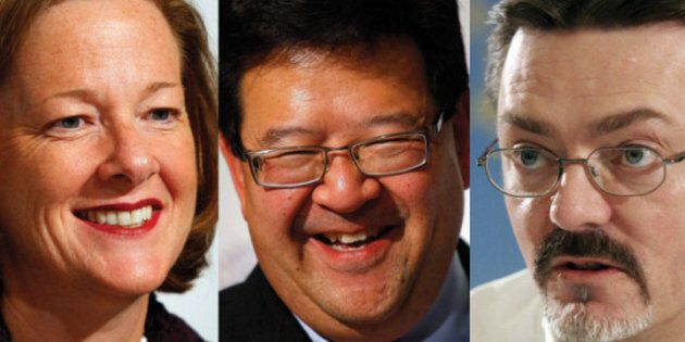 Alberta Conservative Leadership: With Race Down To Mar, Redford and Horner, Party Votes For New Leader...