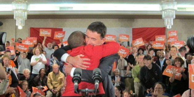 NDP Leadership Race: Paul Dewar Joins The