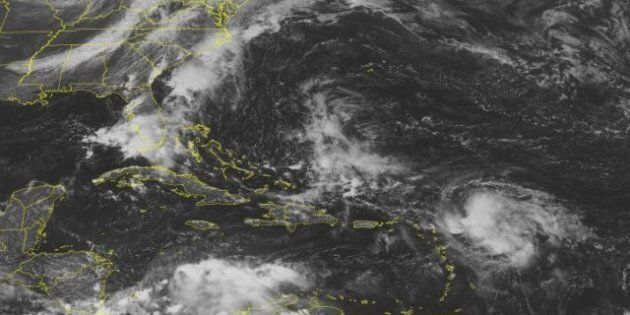 Ophelia Weakens To Category 3