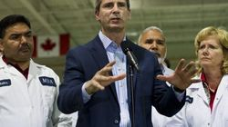 McGuinty Rules Out Coalition In