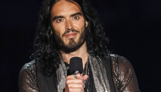 Russell Brand Says He Was Denied Entry To