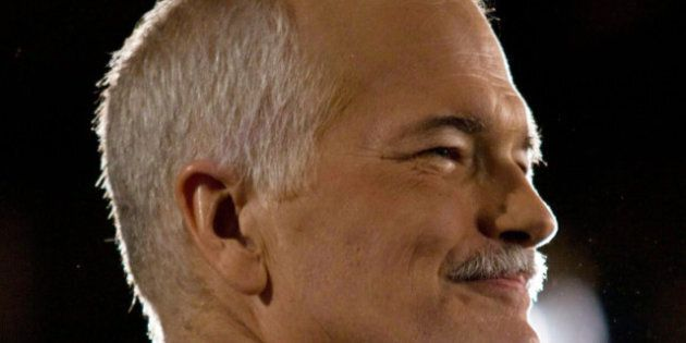 Jack Layton's Ashes Scattered In Family