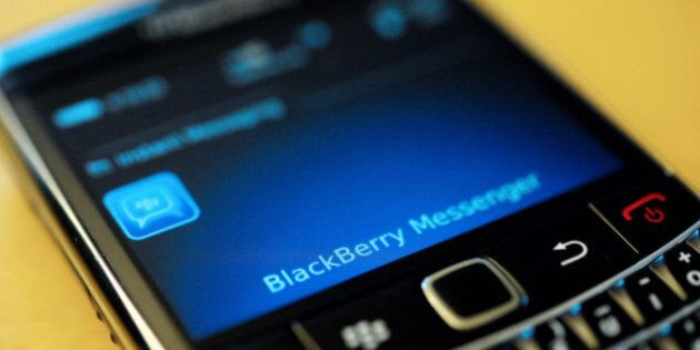 Research In Motion Announces BlackBerry Client App And Deal With Tech