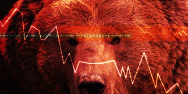 Bear Market: TSX Slide Continues, World Stocks Drop Again Amid Greek Default