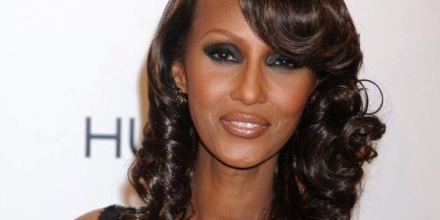 Iman's Tips On Living Your Best Life: 'It's Easy To Be