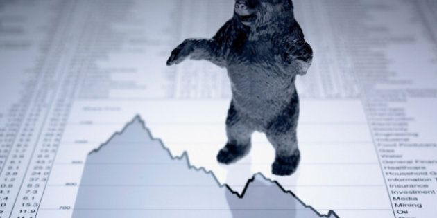 Toronto Stock Exchange Sees 21-Per-Cent Drop In 6 Months, Ushering In A New Bear