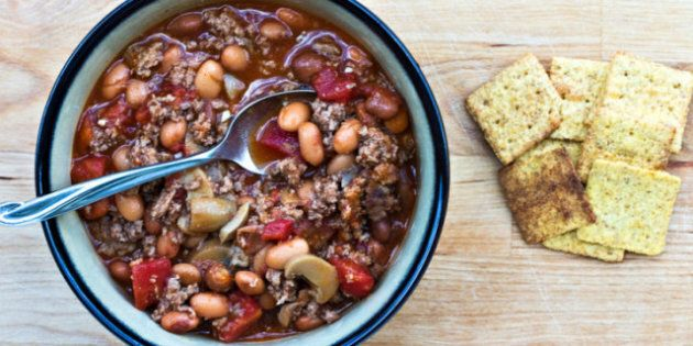 Turkey Chili Recipe: Healthy Thanksgiving Comfort