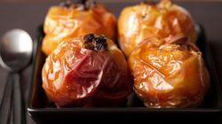 A Healthy Thanksgiving Dessert: Baked Apples