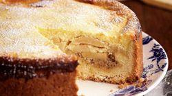 Delicious Dessert Alternative: Apple Spelt Cake