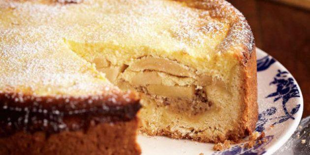 Canadian Living's Apple Spelt Cake
