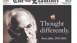 How Front Pages Marked The Legacy Of Steve