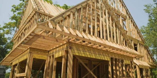 Canada Real Estate: Building Permits Drop For 2nd Straight
