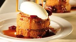 Lynn Crawford's Pumpkin Sticky Toffee Puddings