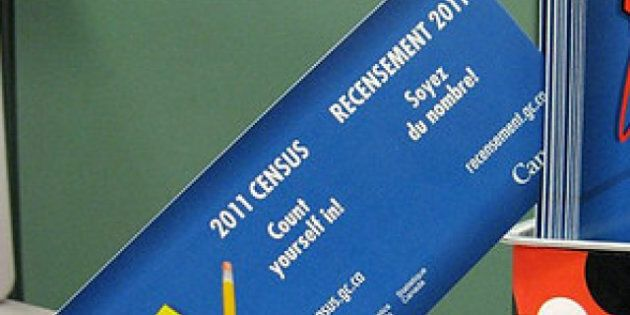 Candian Census: Report Commissioned By Statistics Canada Recommends Sticking With Traditional Census...