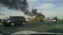 At Least 10 Injured In Regina Refinery Fire,