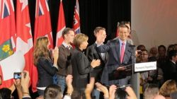 Minority Government In Ontario As McGuinty Ekes Out Historic
