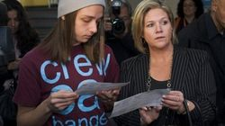 Horwath's Son Wears T-Shirt For Misogynistic Song To