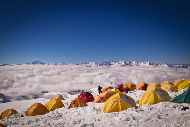 Summiting Tibet's Mount Cho Oyu (Part