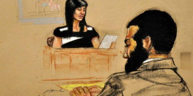 Omar Khadr Makes Bid For Return To