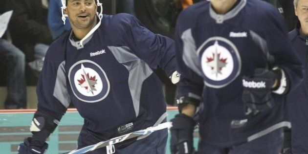 Winnipeg Jets Looking To Move Away From The Past And Form New