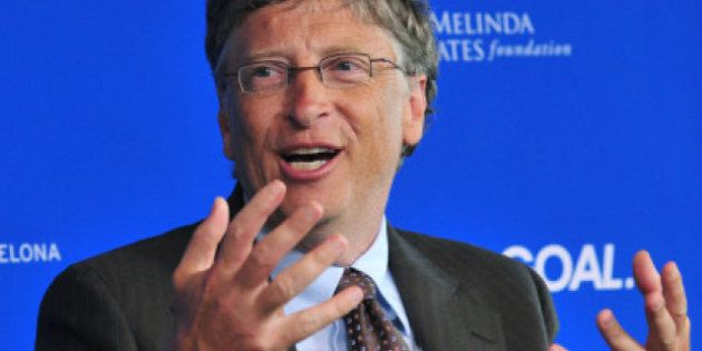 Bill Gates Pushes Financial Sector to Pay its Fair