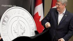 PM Unveils Winnipeg Jets