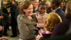 Alison Redford Welcomes New Faces Into Alberta