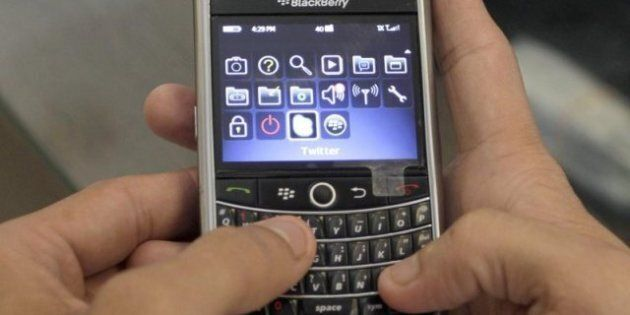BlackBerry Outage: RIM Faces Technical Glitches For A Third
