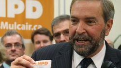 Thomas Mulcair: The Man To Beat Stephen