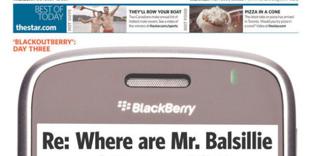 BlackBerry Outage: Can RIM's Reputation Survive This PR Disaster?
