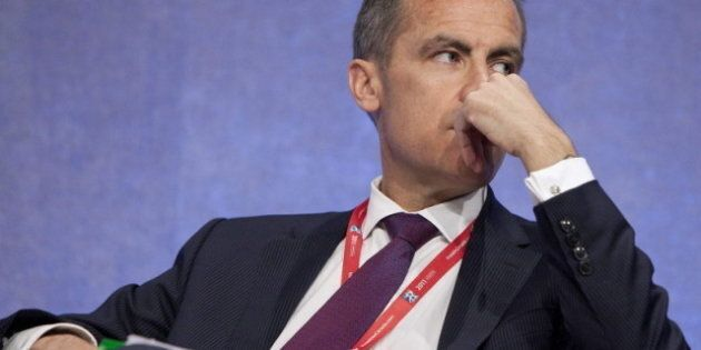 Mark Carney, Bank Of Canada Governor: Occupy Wall Street Protests