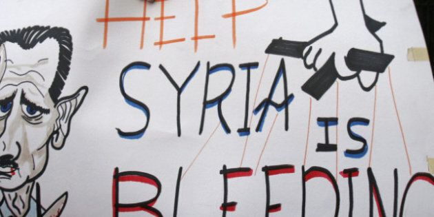 Canadians In Syria Urged To
