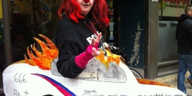 Occupy Toronto: Protesters Tell Us Why They're Rallying For