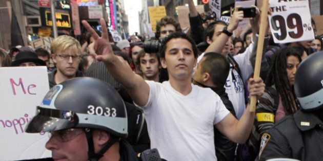 Occupy Wall Street Is Not the Arab