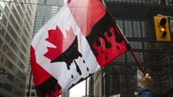 Occupy Canada Protesters Planning Statement Event For