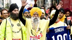 WATCH: 100-Year-Old Man Runs Marathon, Sets World