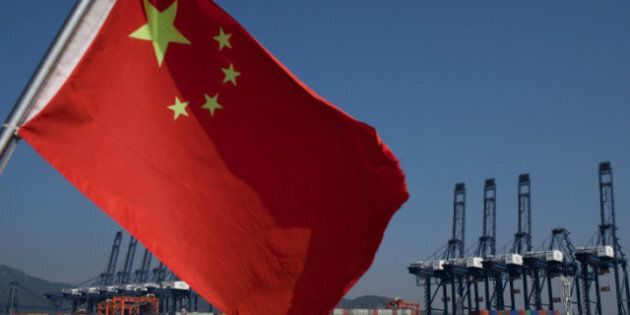 China's Outward Investment Is Our