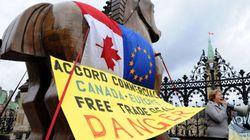 Trojan Horse Protest