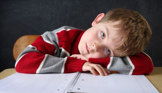 4-Year-Olds Showing Signs Of ADHD Should See