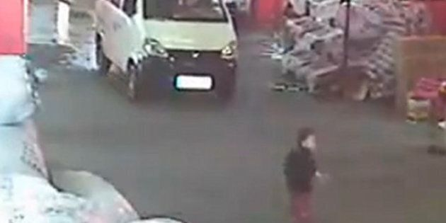 Chinese Toddler Video Showing Child Run Over Twice, Ignored Sparks International