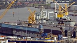 Halifax Cheers After Winning $25 Billion Naval