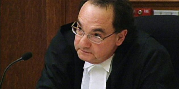 Micheal Moldaver, Supreme Court Nominee, Grilled By NDP MP Joe