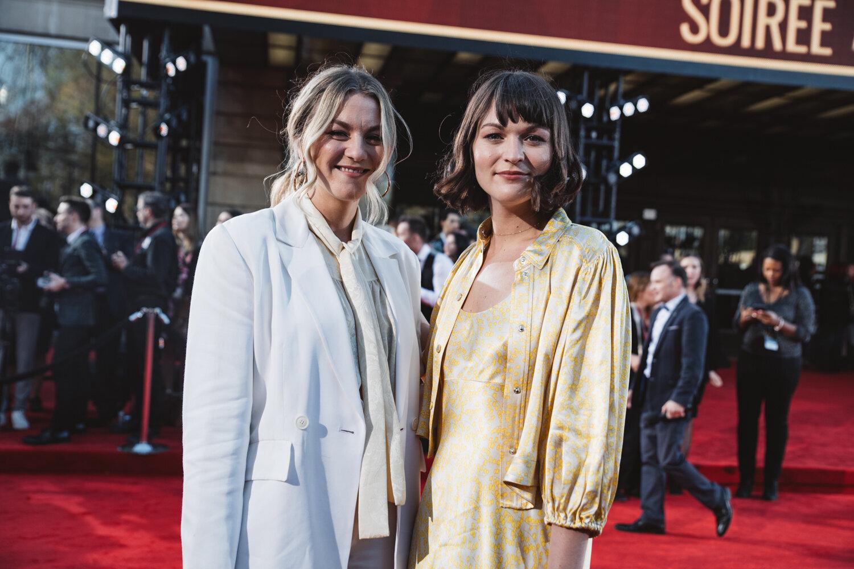 Soirée Artis 2019: Les soeurs Boulay soulignent la fin des séries «O'» et «Unité