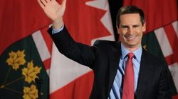 McGuinty's New Slimmed Down