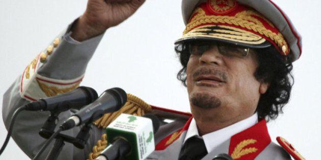 Gaddafi Dead: Former Libyan Leader Killed, Prime Minister