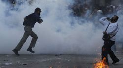 Violent Greek Protests Continue On Day 2 Of