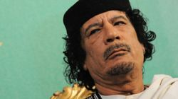 Gaddafi Dead: What Took So