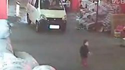 Toddler Struck By Van Dies, China Searches Its